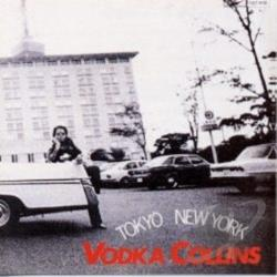 Vodka Collins - Tokyo New York CD Cover Art