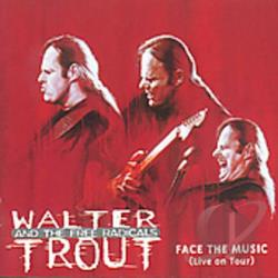Trout, Walter - Face The Music CD Cover Art
