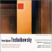 Tchaikovsky, P.I. - Con Pno/Con Vn In CD Cover Art