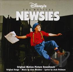 Menken, Alan - Newsies CD Cover Art