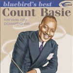 Basie, Count - Kansas City Powerhouse CD Cover Art
