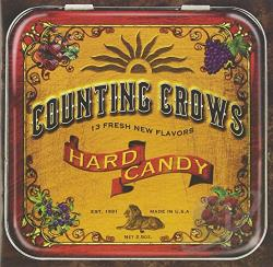Counting Crows - Hard Candy CD Cover Art