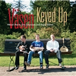 Vasen - Keyed Up CD Cover Art