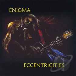 Enigma - Eccentricities CD Cover Art