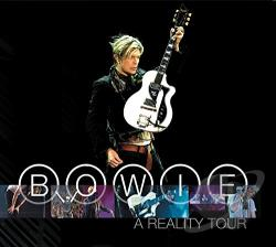 Bowie, David - Reality Tour CD Cover Art