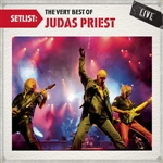 Judas Priest - Setlist: The Very Best of Judas Priest Live CD Cover Art