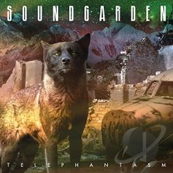 Soundgarden - Telephantasm CD Cover Art