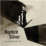 Silver, Horace - Live At Newport '58 DB Cover Art
