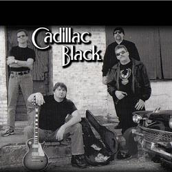 Cadillac Black - Cadillac Black CD Cover Art