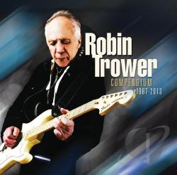 Trower, Robin - Compendium 1987-2013 CD Cover Art