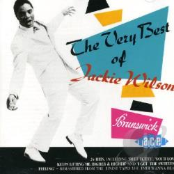 Wilson, Jackie - Very Best of Jackie Wilson CD Cover Art