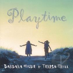 Trull, Teresa - Playtime CD Cover Art