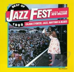 Best of Jazz Fest: Live From New Orleans CD Cover Art