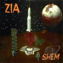 Zia - Shem CD Cover Art