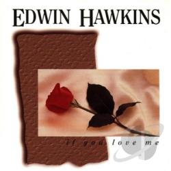 Hawkins, Edwin - If You Love Me CD Cover Art