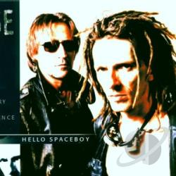 B.S.E. - Hello Spaceboy CD Cover Art