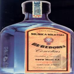 Musica Solo Para Bebedores: Cosechas, Vol. 3 CD Cover Art