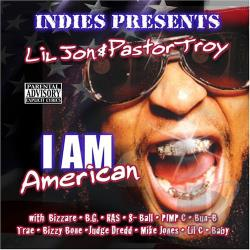 Lil' Jon - I Am American CD Cover Art