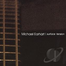 Earhart, Michael - Surface Tension CD Cover Art