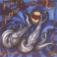 D-ZL - Feel This CD Cover Art
