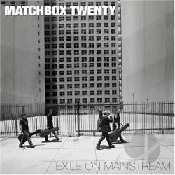 Matchbox Twenty - Exile on Mainstream CD Cover Art