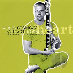 Gesing, Klaus - Heartluggage CD Cover Art