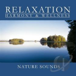 Nature Sounds CD Cover Art