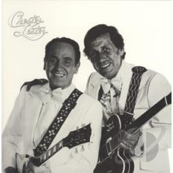 Atkins, Chet & Paul, Les - Chester & Lester CD Cover Art