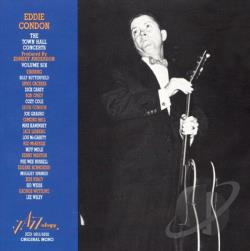 Condon, Eddie - Town Hall Concerts, Vol. 6 CD Cover Art