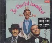 Giles, Giles & Fripp - Cheerful Insanity of Giles Giles & Fripp CD Cover Art