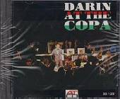 Darin, Bobby - Darin at the Copa CD Cover Art
