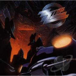 ZZ Top - Recycler CD Cover Art