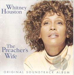 Houston, Whitney - Preacher's Wife CD Cover Art