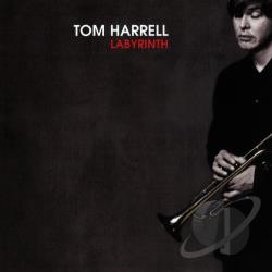 Harrell, Tom - Labyrinth CD Cover Art