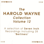 Aranyi / Bogucki / Chalia - Harold Wayne Collection, Vol.12 CD Cover Art