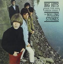 Rolling Stones - Big Hits (High Tide & Green Grass) CD Cover Art