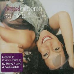Gilberto, Bebel - So Nice DS Cover Art