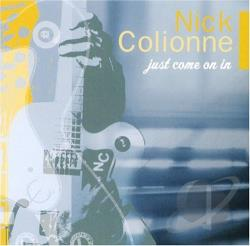 Colionne, Nick - Just Come on In CD Cover Art