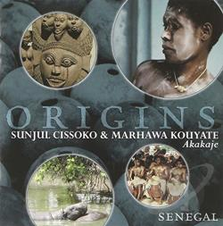 Cissoko, Sunjul - Akakaje CD Cover Art