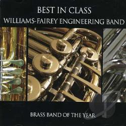 Williams Fairey Band - Best In Class CD Cover Art