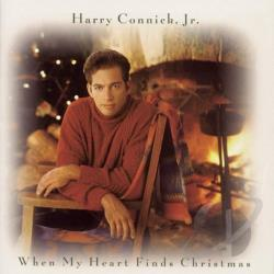 Connick, Harry Jr. - When My Heart Finds Christmas CD Cover Art