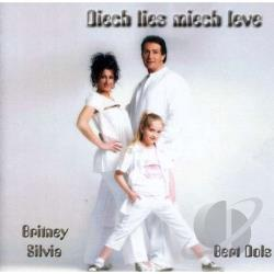 Dols, Bert - Diech Lies Miech Leve CD Cover Art