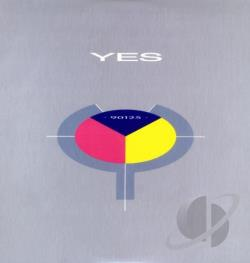 Yes - 90125 LP Cover Art