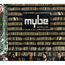 Mybe - Satellite CD Cover Art
