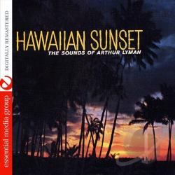 Lyman, Arthur - Hawaiian Sunset: The Sounds of Arthur Lyman CD Cover Art