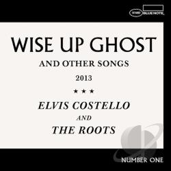 Costello, Elvis / Roots - Wise Up Ghost and Other Songs CD Cover Art