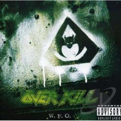 Overkill - W.F.O. CD Cover Art