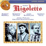 Bjorling / Milnes / Verdi - Verdi: Rigoletto CD Cover Art