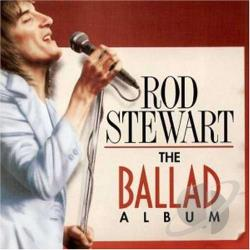 Stewart, Rod - Ballad Album CD Cover Art