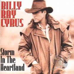 Cyrus, Billy Ray - Storm In The Heartland CD Cover Art